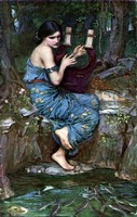 The Charmer - John William Waterhouse