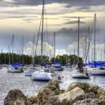 """Miami Marina"" by vgm8383"