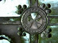 Laurel Hill Cemetary Medallion