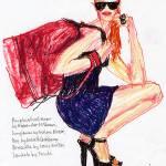 """Bag Lady"" by davidcornelius"