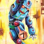 """Alpha Seven"" by bryanc"