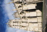 York Minster Side View