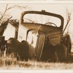 """Old Car"" by ldm"