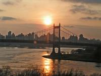 New York City Sunset I