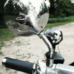 """""""Motorcycle Reflector"""" by spike"""