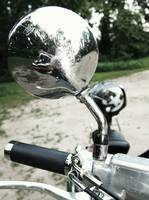 Motorcycle Reflector