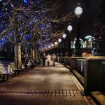 """A Night Walk in London"" by PJPHOTO"