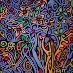 """Flowerdance"" by chaospattern"