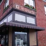 """""""Red Brick Building in Steveston"""" by teaandorigami"""