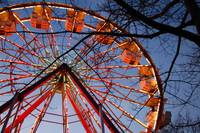 Ferris Wheel in Mid-January