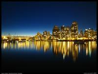 2007-FalseCreek @ Twilight