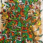 """""""Jungle Tangle"""" by chaospattern"""