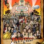 IndyFans_Poster_ADAMs_Vrsn by Adam McDaniel
