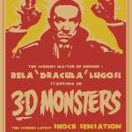 """3D Monsters"" by billoneil"