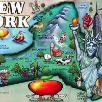 New York Art Prints & Posters by Kevin Middleton