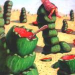 """The Last Watermelon"" by SGRobinson"
