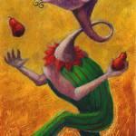 """The Juggler"" by SGRobinson"