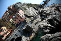 Cliffs of Manarola