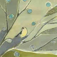 """The Goldfinch Waits"" by JENLO"