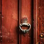"""Beypazari Door Handle (Red)"" by joshuaphotography"