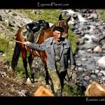 """Russian cattle farmer near Elbrus, Caucasus"" by ExposedPlanet"