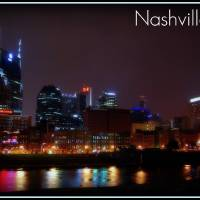 """Nashville at Night"" by puckotg22"