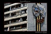 USSR past in Kislovodsk, Russia