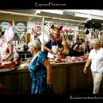 """Meat market in Kislovodsk, Russia"" by ExposedPlanet"