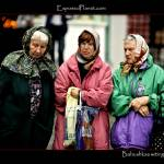 """Babushkas waiting for coins near Red Square, Mosco"" by ExposedPlanet"