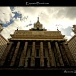 """Moscow University building"" by ExposedPlanet"