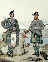 MacLeod & MacNeill; Scots Highlanders (MacLeay)