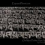 """Om Mani Padme Hum prayer stones, Nepal"" by ExposedPlanet"