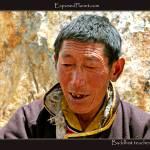 """Holy teacher in Tibet"" by ExposedPlanet"
