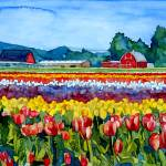 """Skagit Valley Tulips"" by MichaelEberhardt"