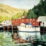 """Telegraph Cove"" by MichaelEberhardt"