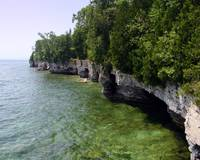 Cave Point - Door County, WI