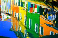 Burano Reflections