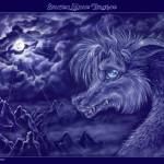 """Moon Dragon"" by Fany"