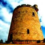 """Una torre cervantina"" by Roderictus"