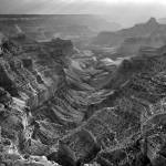 """Grand Canyon Afternoon B&W"" by Degginger"