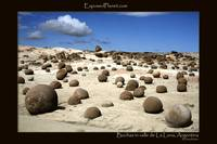 Bochas in Ischigualasto, the Valley of the Moon, A