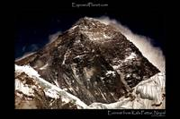Everest from Kala Pattar, Nepal