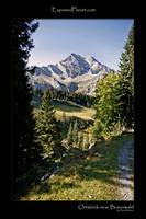 Ortstock mountain near Braunwald, Switzerland