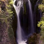 """Waterfall at Spearfish Canyon"" by deddie2u"