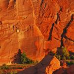 """Morning Light - Canyon de Chelly"" by last_light"