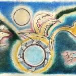 """circle of prayer"" by MichaelGodey"