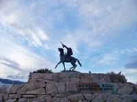 Buffalo Bill monument