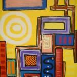 """Paris, Texas"" by artbycassiday"
