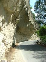 Road near El chorro