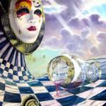 """""""Facades & Masquerade"""" by chiriac"""